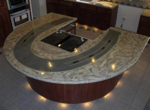 Counter Tops by Hugh Miller - Concrete Idaho